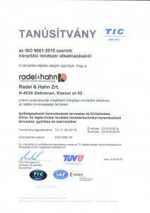Radel Hahn_MIR_TIC_ISO 9001